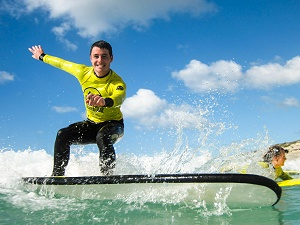 Learn to Surf in Cape Town