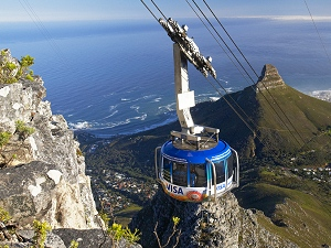 Table Mountain, Lions Head & Signal Hill