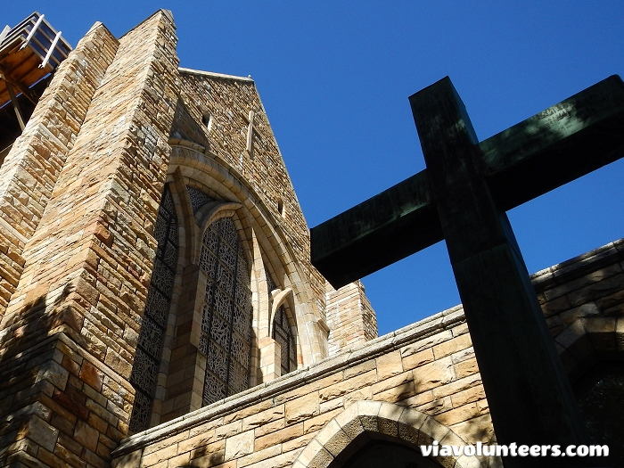 St George's Cathedral is the Anglican cathedral in Cape Town and is the seat of the Archbishop of Cape Town.