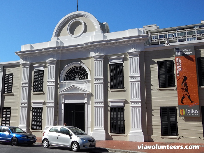 Dating back to 1679, the Slave Lodge is the second oldest building in South Africa and served initially as a lodge for the slaves of the Dutch East India Company (VOC) and subsequently as the first post office, library and supreme court.
