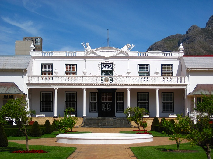De Tuynhuys (Garden House) is the Cape Town office of the Presidency of the Republic of South Africa.