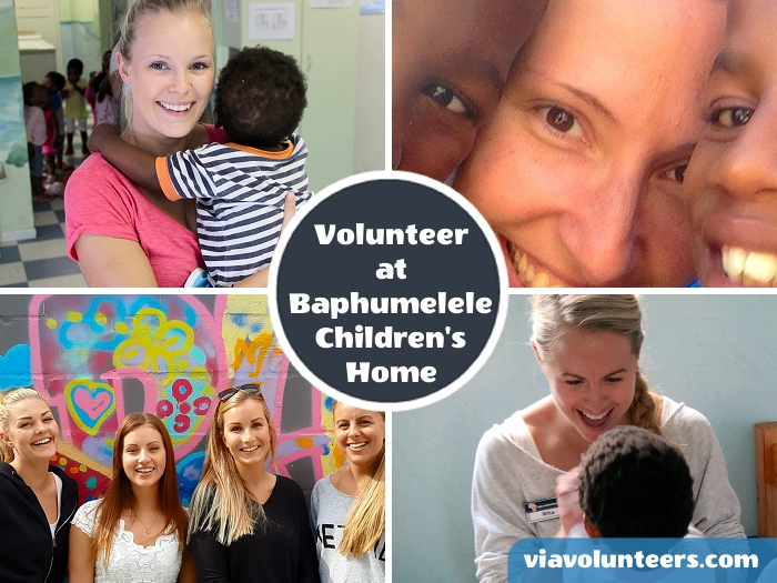 Assist with child care, developmental play, preparing food, feeding, teaching in the Educare Centre, homework, fun educational activities and a wide range of other tasks at a world famous children's home in Khayelitsha.