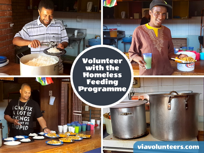 Join this rewarding community project in Cape Town and help to provide essential meals for the homeless as well as assist underprivileged children at the after-school programme.