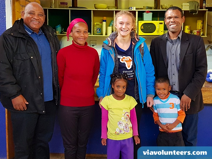 Want to make a difference? Volunteer abroad with Via Volunteers and help the Homeless Feeding Programme in Cape Town, South Africa