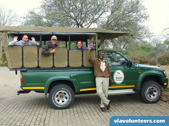 Travel in comfort with excellent viewing while on safari.
