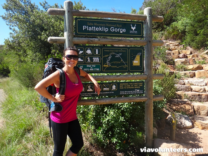For those who wish to hike up Table Mountain instead of taking the cable car, the Platteklip Gorge route is the most direct route, although it's also arguably the most challenging one.