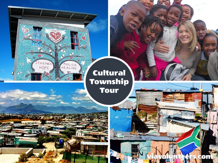 Join a half-day Cultural Tour which includes visits to various townships, an opportunity to meet local people, and to learn more about South Africa's turbulent history.