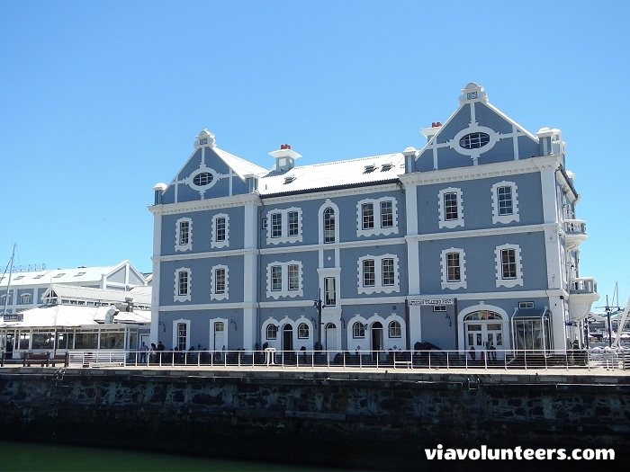 The Trading Post at the V&A Waterfront, Cape Town.
