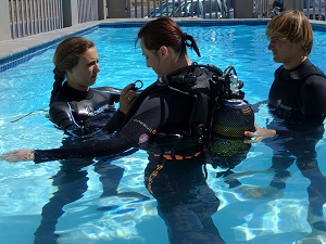 PADI Scuba Diving Course in Cape Town